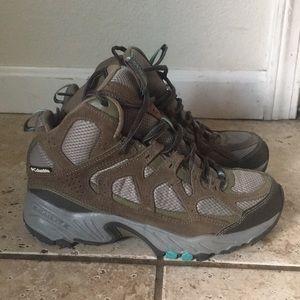 Columbia Wallawalla Mid Omni-Tech Multi-Sport Shoe